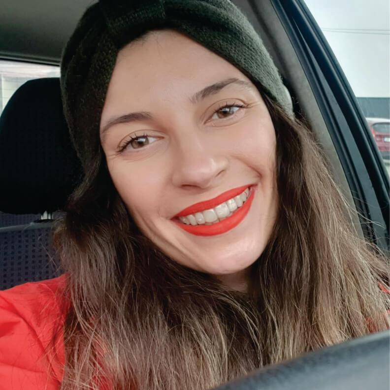 Alexandra Zahan, pacienta ortodontie Cluj @ OrtoEstetic
